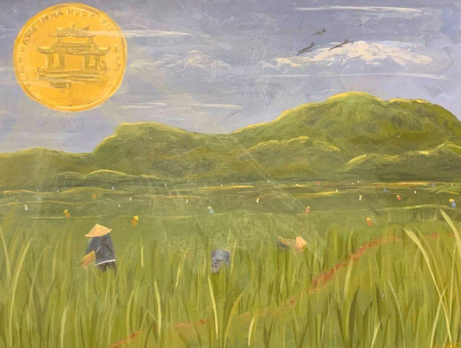 Yellow Saigon